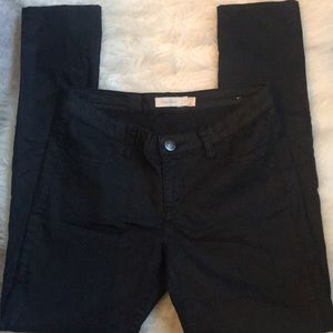 Costa Blanca Pants - Costa Blanca Faux Leather Pants
